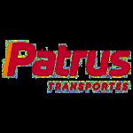 Logo Patrus Transportes